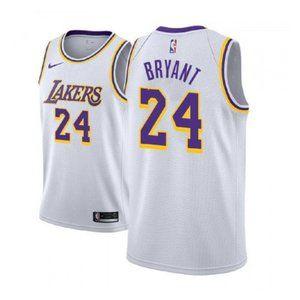 Women Lakers #24 Kobe Bryant Swingman Jersey